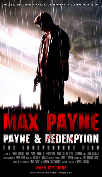 well as tattooed wings that brand some of the key characters. MAX PAYNE